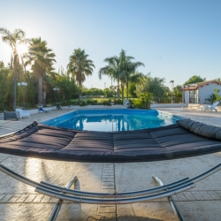 Cammaratini Villa Di Lusso Con Grande Piscina